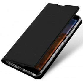 "Apple iPhone X / XS dėklas ""Dux Ducis Skin Pro"" (juodas)"