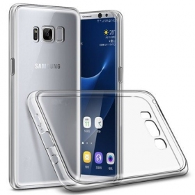 "Samsung A605 Galaxy A6 Plus 2018 dėklas Mercury Goospery ""Jelly Clear"" (skaidrus)"