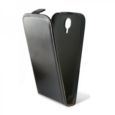 Samsung i9500 / i9505 S4 dėklas Leather case