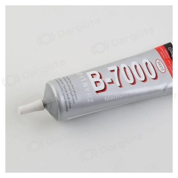 Universalūs silikoniniai klijai B7000 (15ml) (tinka telefonų rėmelių klijavimui)