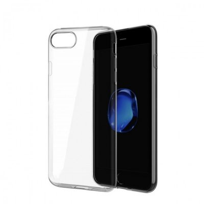 Apple iPhone 7 Plus / 8 Plus dėklas Ultra Slim 0,3mm (skaidrus)
