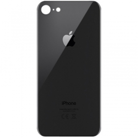 Apple iPhone 8 galinis dangtelis pilkas (space grey)