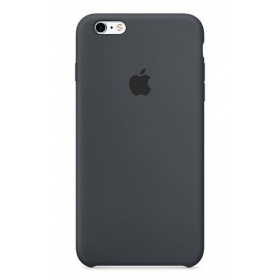 "Apple iPhone 6 Plus dėklas ""Silicone case"" (chacoal gray) (originalus)"