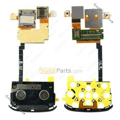 Sony Ericsson W760 kameros ir viršutinių mygtukų (original)