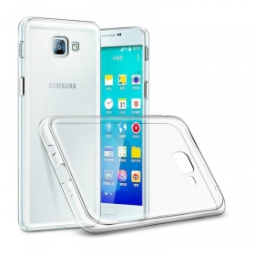 "Samsung A405 Galaxy A40 dėklas ""High Clear"" 1,0mm (skaidrus)"